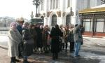 """Пешеходная экскурсия """"Пречистинские ворота Белого города"""""""