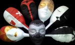 """Мастер-класс """"Тайные жители"""". Изготовление масок для игры в Мафию"""